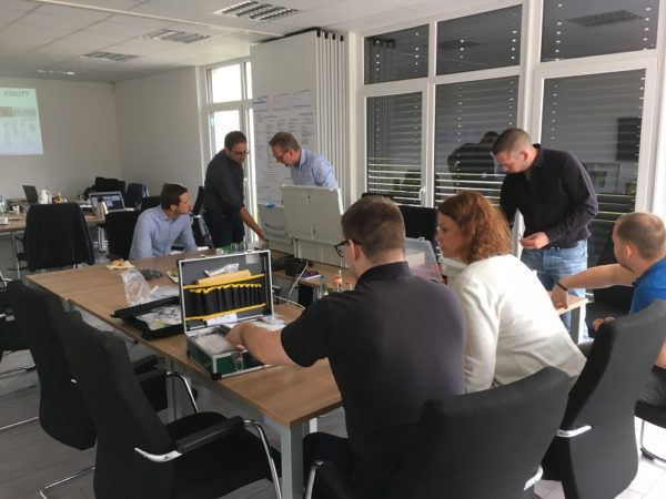 Workshop bei Brabant & Lehnert